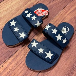 Vans Platform Slide Sandals